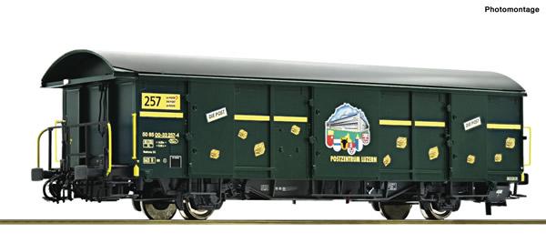 Roco 76208 - Mail wagon