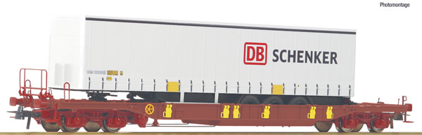 Roco 76220 - German Pocket wagon T3 of the AAE