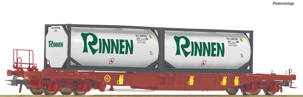 Roco 76225 - German Pocket wagon T3 of the AAE