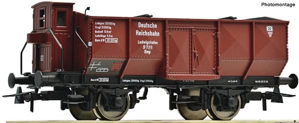 Roco 76300 - German Gondola of the DRG