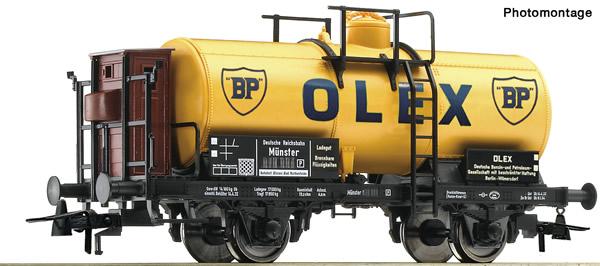 "Roco 76301 - German Tank car ""BP"" of the DRG"