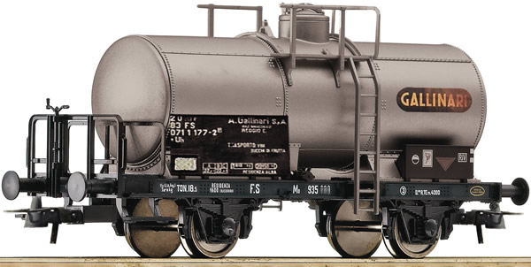 Roco 76303 - Italian Tank car of the FS