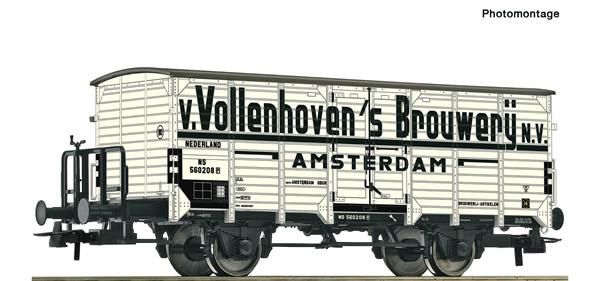 """Roco 76311 - Beer wagon """"Van Vollenhoven"""""""