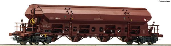 Roco 76404 - Swing roof wagon