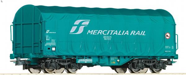 Roco 76449 - Slide tarpaulin wagon, FS