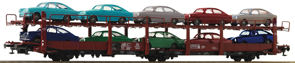 Roco 76459 - Car Transport Carriage, D