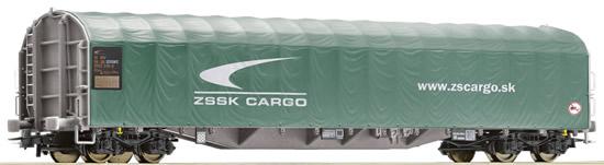 Roco 76472 - Sliding Tarpaulin Wagon, ZSSK Cargo