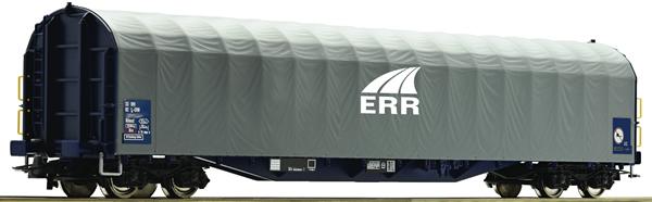 Roco 76476 - Slide Tarpaulin Wagon, ERR
