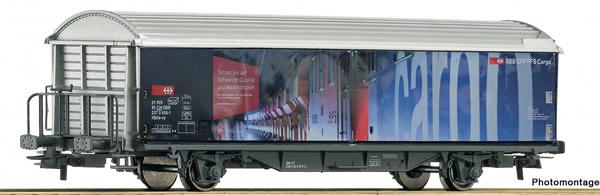 Roco 76490 - Sliding wall wagon, SBB