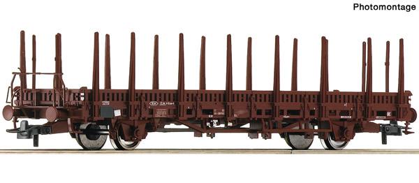 Roco 76526 - Stake wagon