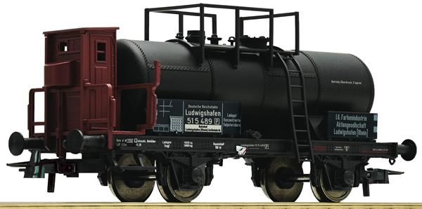 Roco 76606 - Chemical Tank Wagon