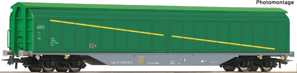 Roco 76715 - Sliding wall wagon, RENFE