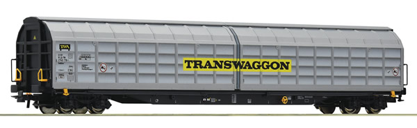 Roco 76738 - Sliding wall wagon