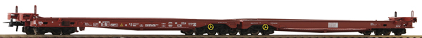 Roco 76756 - Double Wagon Unit
