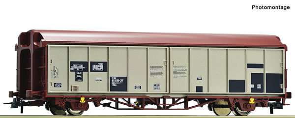 Roco 76782 - Sliding wall wagon