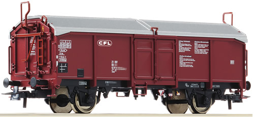 Roco 76783 - Luxembourg Sliding Roof Wagon of the CFL