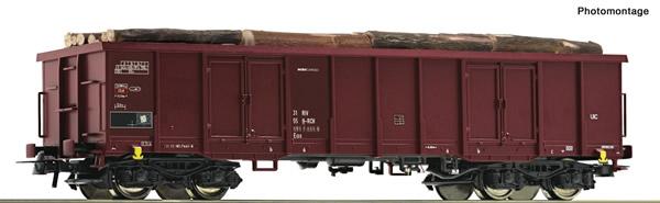 Roco 76807 - Hungarian Gondola of the MAV