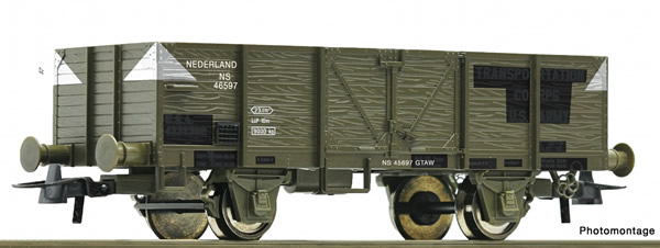 Roco 76831 - Open goods wagon, NS