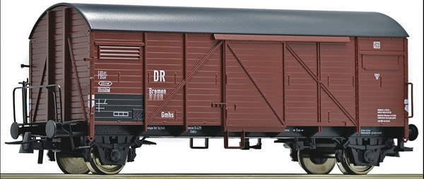 Roco 76837 - Box goods wagon, DRB