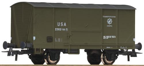 Roco 76842 - Boxcar, USATC