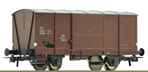 Roco 76845 - Box goods wagon, DB