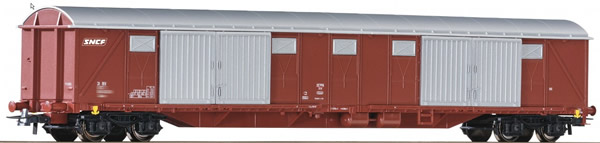 Roco 76856 - Box goods wagon, SNCF