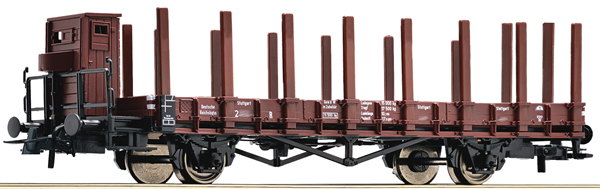 Roco 76869 - Stake Wagon
