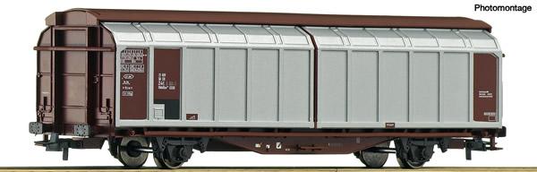 Roco 76878 - German Sliding wall wagon of the DR