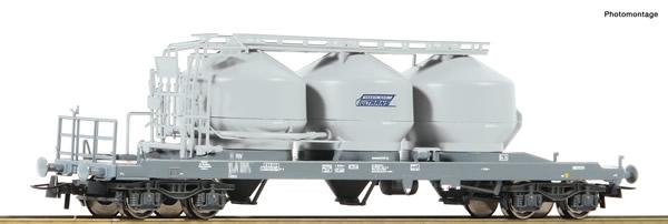 Roco 76882 - Dust silo wagon