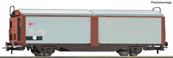 Roco 76898 - Sliding wall wagon, SBB