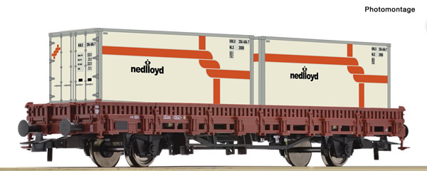 Roco 76962 - Dutch Stake wagon of the NS