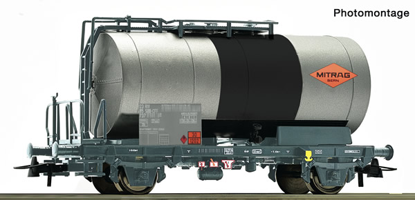 Roco 76971 - Swiss Tank car of the SBB