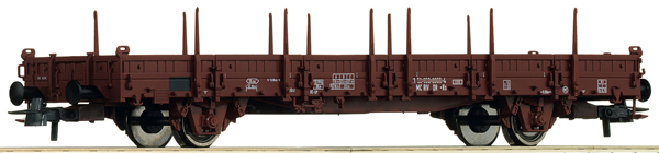Roco 76998 - Swing Stake Wagon