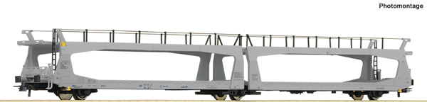 Roco 77530 - Car carrier wagon