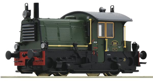 Roco 78015 - Dutch Diesel Locomotive Class 200/300 of the NS (Sound Decoder)