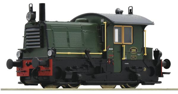 Roco 78015 - Dutch Diesel Locomotive Class 200/300 of the NS (Sound Decoder)