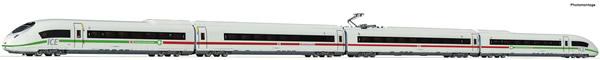 "Roco 78095 - German 4 piece electric multiple unit 407 008-2 ""Velaro"" of the DB AG"