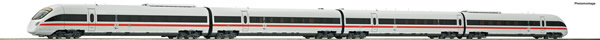 Roco 78106 - German Diesel multiple unit class 605 of the DSB (Sound)