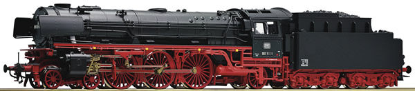 Roco 78199 - German Steam locomotive class 001 of the DB (Sound)