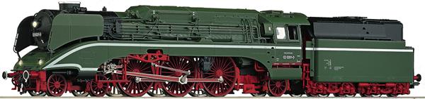 Roco 78202 - German Steam Locomotive 02 0201-0 of the DR (Sound Decoder)