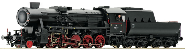 Roco 78229 - Austrian Steam Locomotive Class 52 of the ÖBB (Sound Decoder)