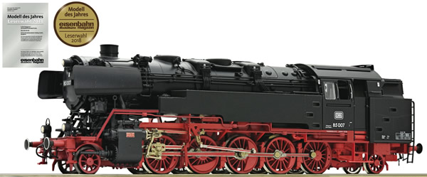 Roco 78270 - German Steam Locomotive BR 85 007 of the DB