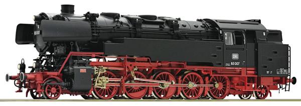 Roco 78271 - German Steam Locomotive BR 85 007 of the DB (AC Sound+Steam)