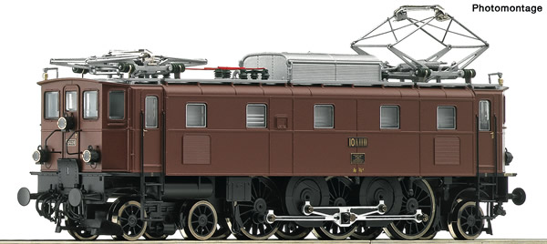 Roco 78293 - Swiss Electric locomotive Ae 3/6II of the SBB (Sound)