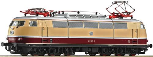 Roco 78310 - Electric locomotive BR 103, DB AC