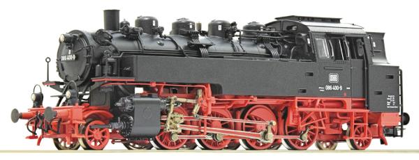 Roco 78318 - German Steam locomotive 086 400-9 of the DB