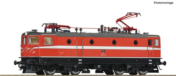 Roco 78454 - Austrian Electric Locomotive Class 1043 of the OBB (Sound)