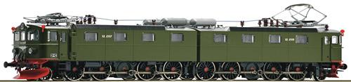 Roco 78528 - Electric locomotive series EI12, NSB AC w/sound