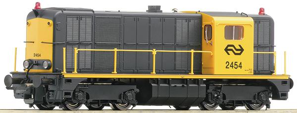 Roco 78790 - Dutch Diesel Locomotive 2454 of the NS (Sound Decoder).