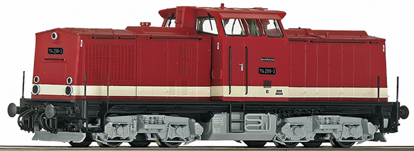 Roco 78812 - Diesel locomotive 114 298-3